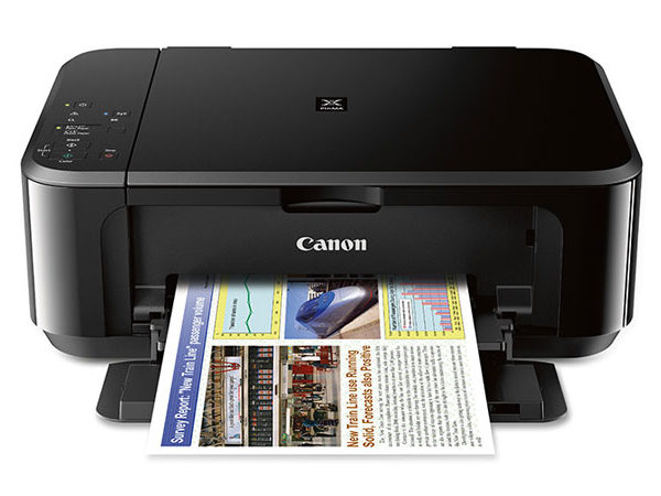 Canon Pixma MG3620 Wireless All-In-One Color Inkjet Printer Output