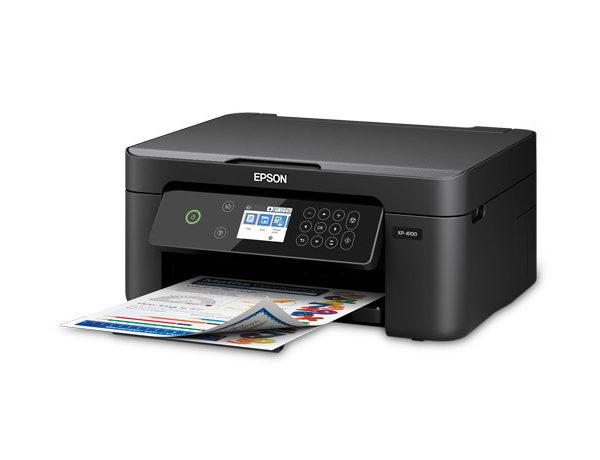 Epson XP-4100 All In One Wireless Printer Printout