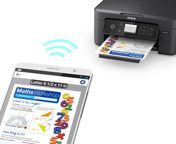 Epson XP-4100 All In One Wireless Printer Wireless Print