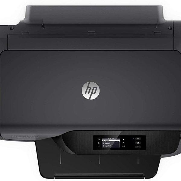 HP OfficeJet Pro 8210 Printer Top