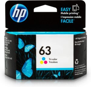 HP 63 Color