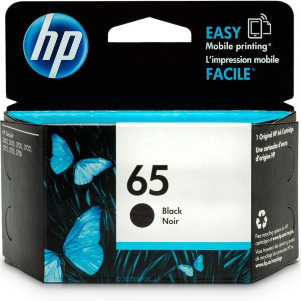 HP 65 Black