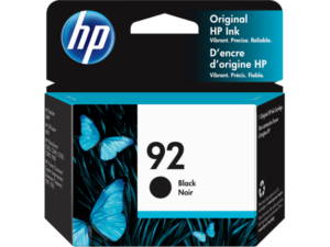 HP 92 Black