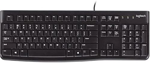 Logitech K120 USB Keyboard 1