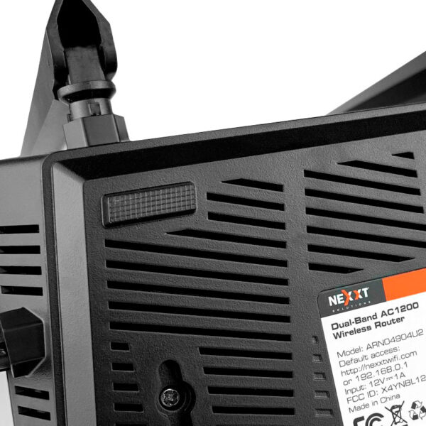 Nebula1200 AC Dualband Wireless Router 8