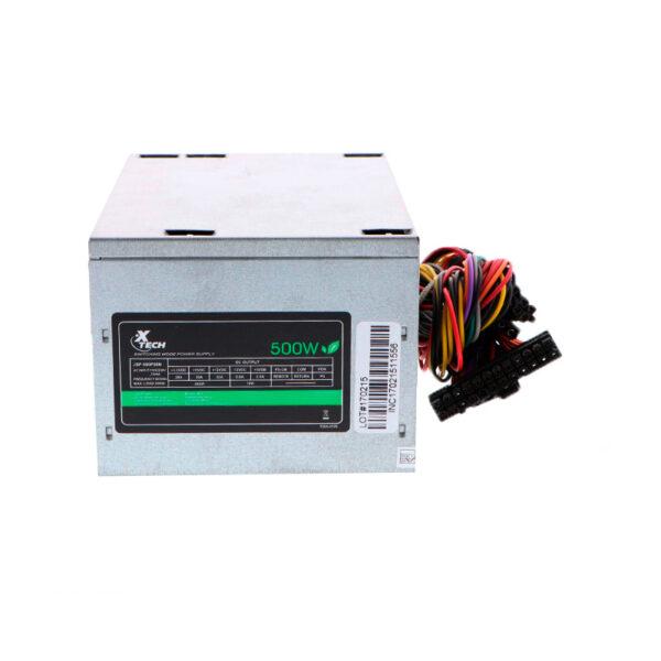 XTech Digital Power Supply 500 Watt ATX 1