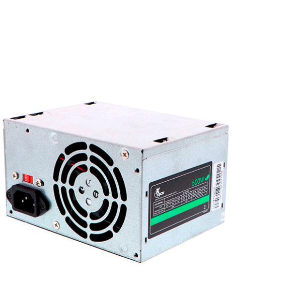 XTech Digital Power Supply 500 Watt ATX 5