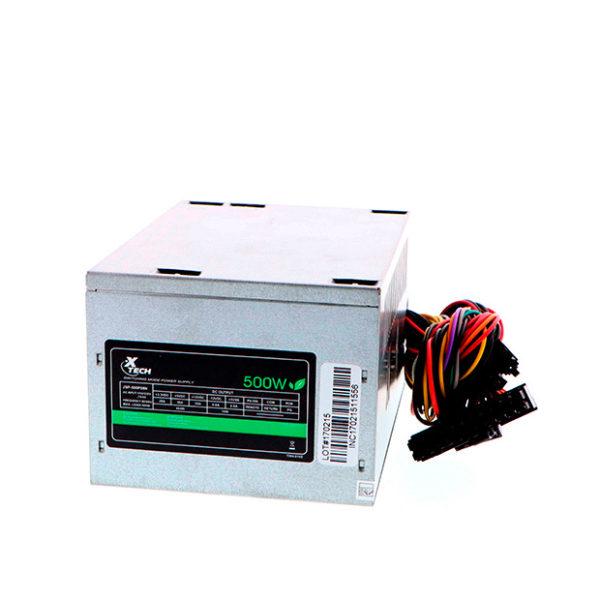 XTech Digital Power Supply 500 Watt ATX 7