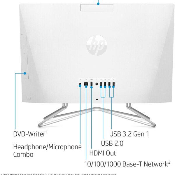 HP 22 inch All in One Desktop Computer 6