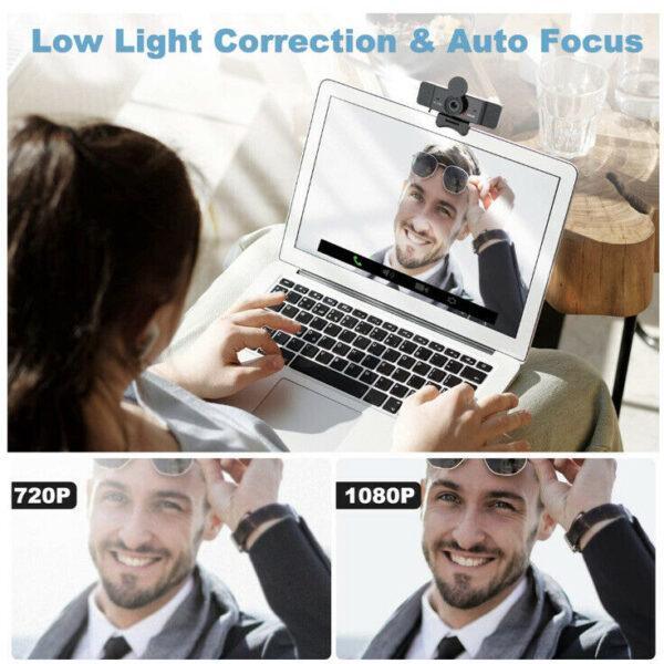 AOGE 1080p Webcam 6