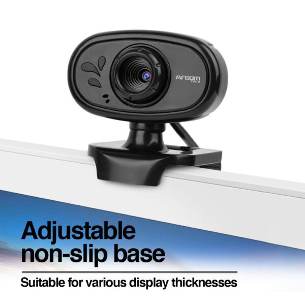 ArgomTech Webcam HD 720p with Mic 2