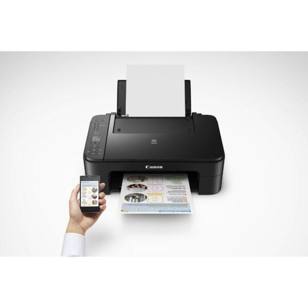 Canon PIXMA TS3320 Wireless Inkjet All in One Printer7
