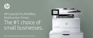 HP LaserJet Pro MFP M428fdw 4