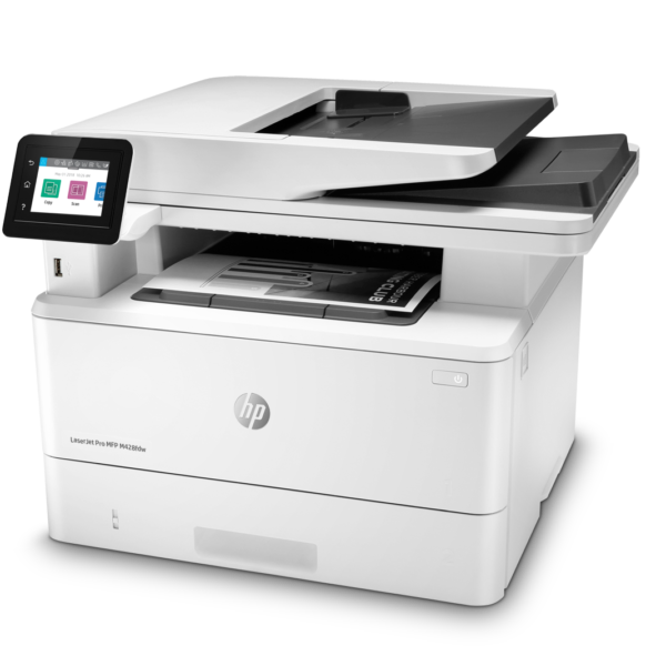 HP LaserJet Pro MFP M428fdw 6