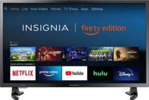Insignia 32 Class LED HD Smart Fire TV Edition TV 3