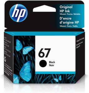 HP 67 Black Ink