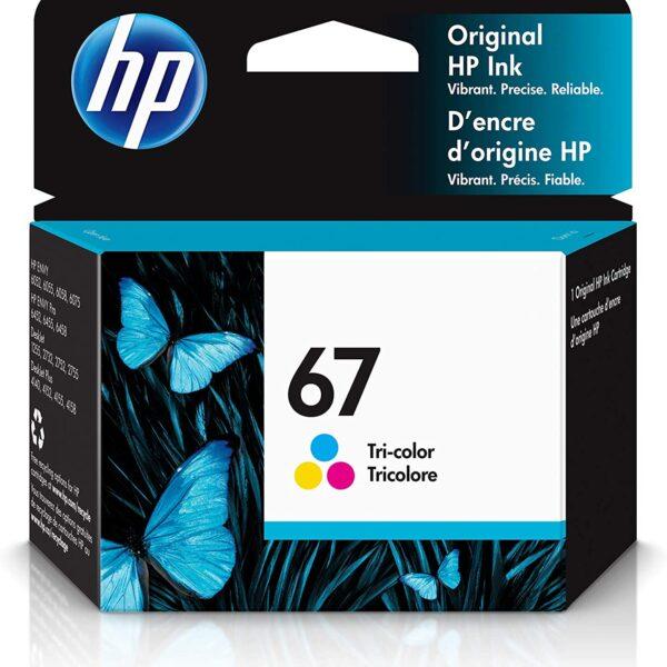HP 67 Color Ink