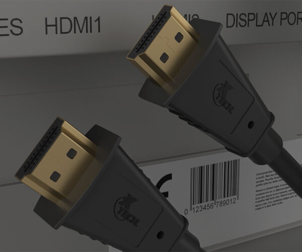 Xtech XTC152 10ft HDMI Cable 3