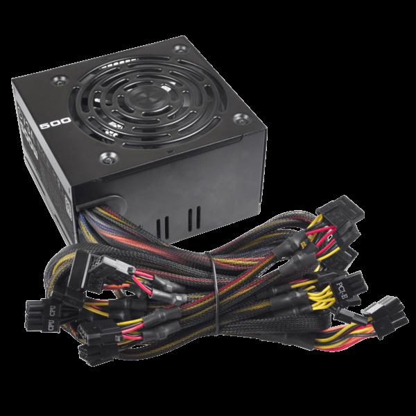 EVGA 500 Watt Power Supply 1