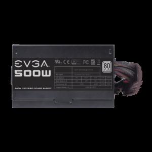 EVGA 500 Watt Power Supply 4