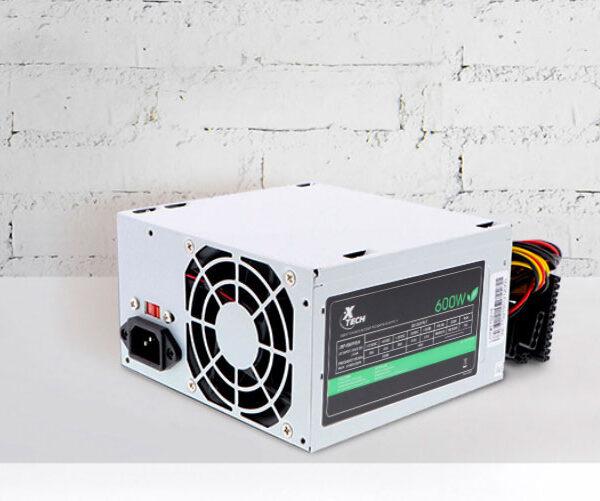 XTEch 600 Watt Power Supply 2
