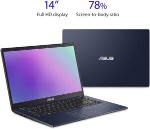 ASUS Laptop L410 Ultra Thin Laptop 14 inch 2