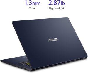 ASUS Laptop L410 Ultra Thin Laptop 14 inch 4
