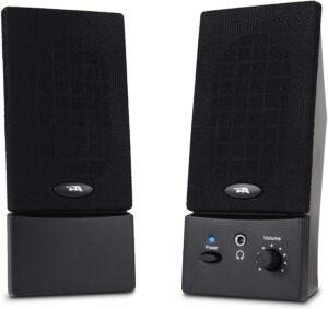 Cyber Acoustics USB Powered Desktop Speaker