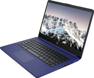 HP 14 Laptop Intel N4020 4GB RAM 64GB eMMC Windows 10S 2