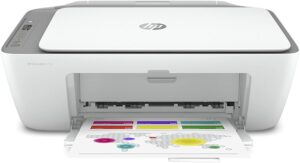 HP DeskJet 2755 Wireless All in One Printer 1