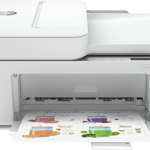 HP DeskJet 4155e All in One Wireless Color Printer 1