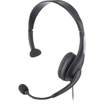 Insignia PC Headset with Flexible Boom Mic 1