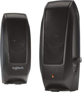 Logitech S120 Stereo Speakers 1