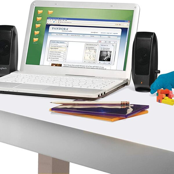 Logitech S120 Stereo Speakers 5