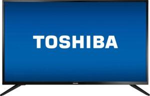 Toshiba 43 inch Smart HD 1080p TV Fire TV 2
