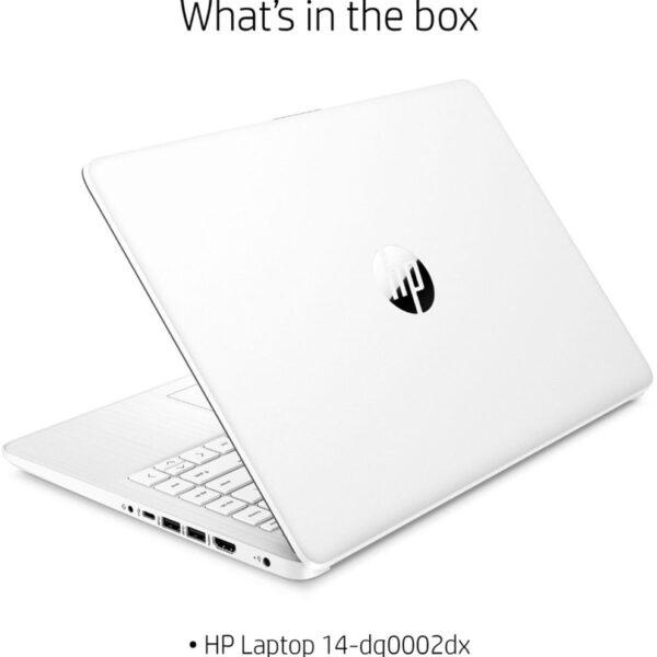 HP Laptop 14 dq0002dx 5