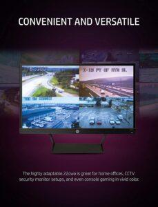 HP Pavilion 22cwa Monitor 10