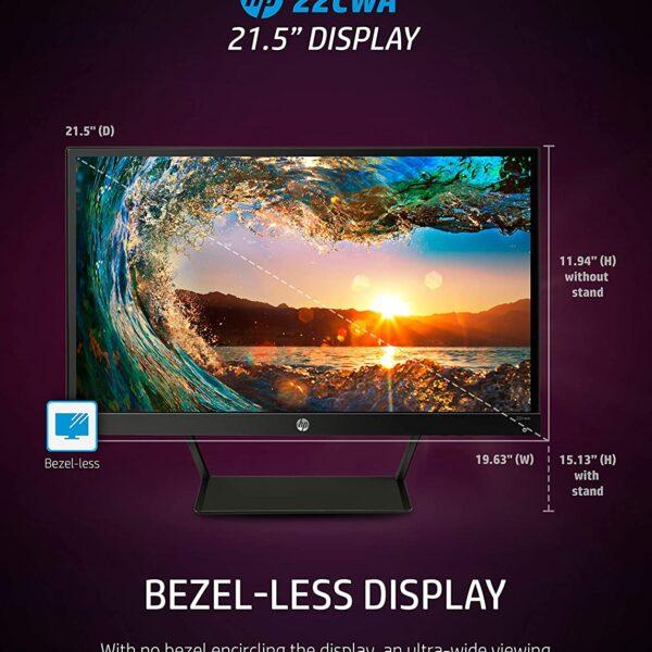 HP Pavilion 22cwa Monitor 2