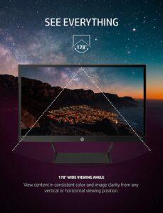 HP Pavilion 22cwa Monitor 4