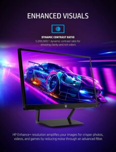 HP Pavilion 22cwa Monitor 5
