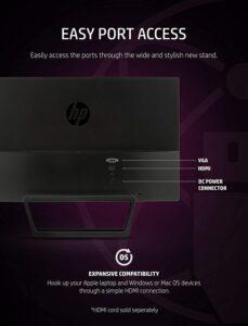 HP Pavilion 22cwa Monitor 7