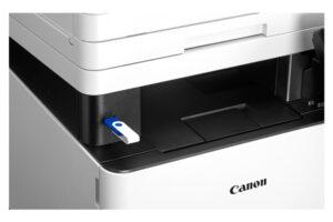 Canon Color Laserjet MF644Cdw usb port d